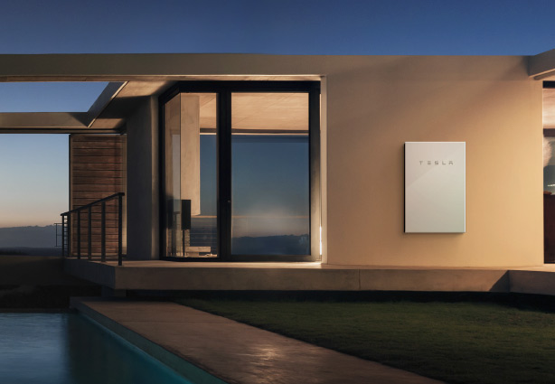 tesla powerwall installed
