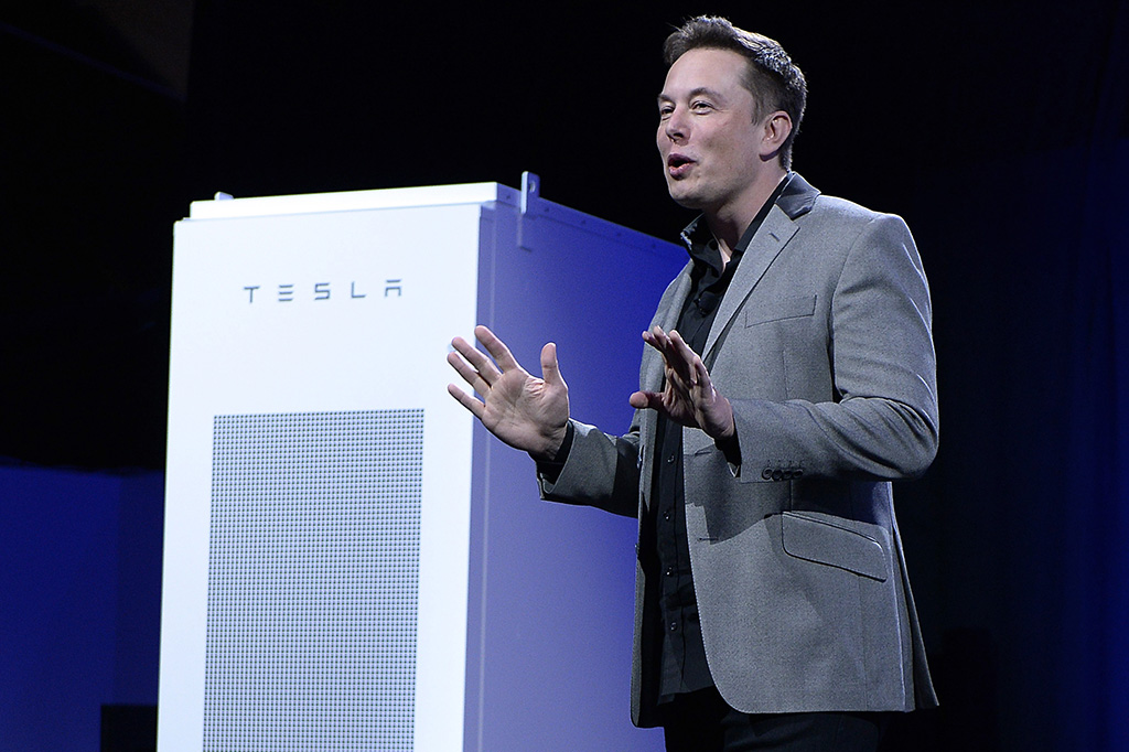South Australia Has Announced Tesla as the Backer of the World's Largest Storage Battery