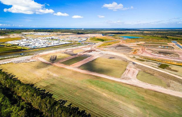 Work starts on new Sunshine Coast Business Park
