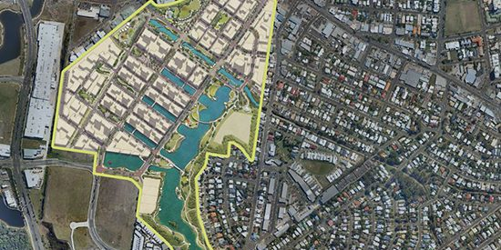 Maroochydore Central Business District Project Coming On