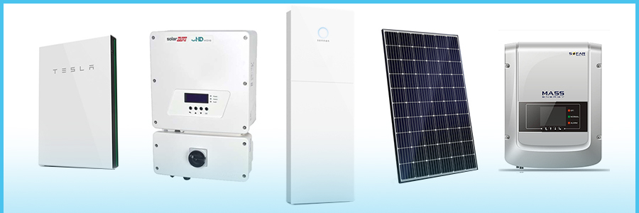 Solar and Battery Package